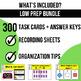 1st Grade Math Task Cards BUNDLE