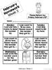 First Grade Math Homework {February}