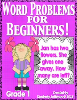 Morning Work Math Task Cards Word Problems Centers