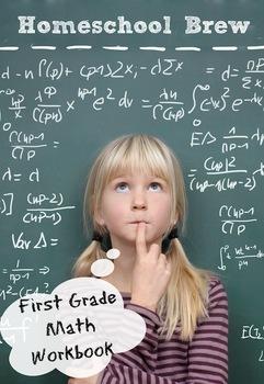 First Grade Math Workbook