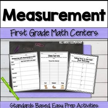 First Grade Measurement