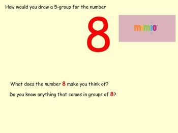 First Grade Mimio Math lesson 6