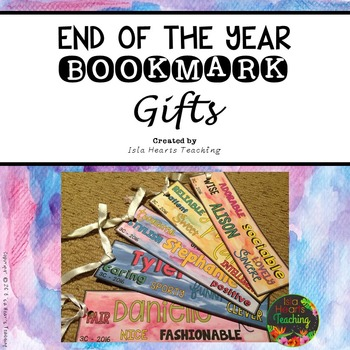 End of Year Gifts