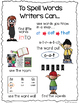 First Grade Narrative Writing Anchor Charts {Lucy Calkins
