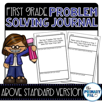 First Grade Problem Solving (Above Standard)