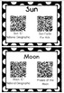 First Grade QR Code Science Vocabulary Bundle