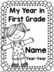First Grade Scrapbook / Memory Book: A Fun Year of Learning!