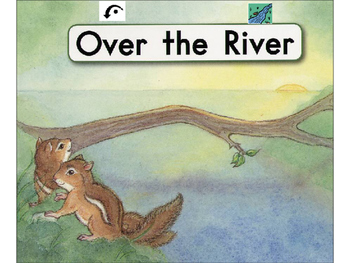 "First Grade Sight Word Book - ""Over"""