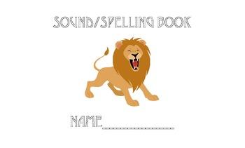 First Grade Sound Spelling Book