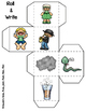 First Grade Spelling Week 7~FF, LL, SS, ZZ~Printables & Ac