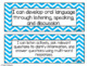 First Grade TEKS I Can Statement Cards- All Subject BUNDLE