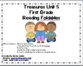First Grade Treasures Unit 5 Foldables