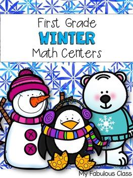 First Grade Winter Math