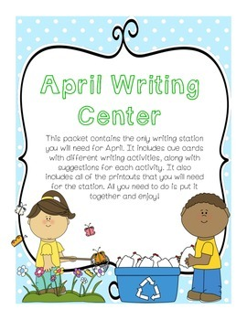 Writing Center (April)