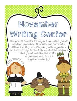 Writing Center (November)