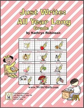 First Grade Writing Curriculum - Daily Spelling, Grammar,