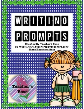 First Grade Writing Prompts