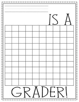 First Grader Hundreds Chart