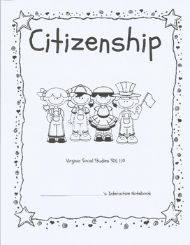 First Graders Are Good Citizens - Bundle