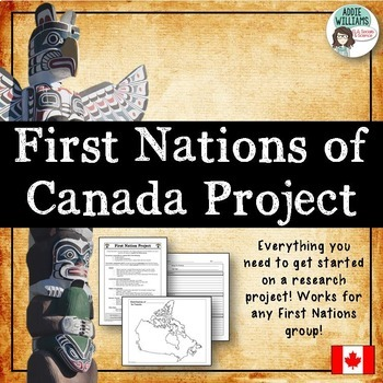 First Nations of Canada Project