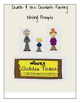 First, Second Grade Charlie and the Chocolate Factory Writ