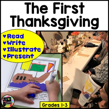 The First Thanksgiving Story; Thanksgiving Activity; Speci
