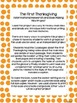 First Thanksgiving Research and Informational Writing Mini