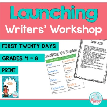 Writers' Workshop - First 20 Days (Comprehensive Guide) Ba