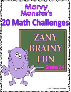 Math Challenges Centers