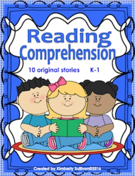 Sight Words Reading Comprehension Literacy centers 10 stor