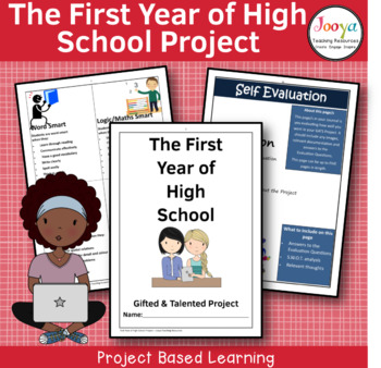First Year of High School Gifted and Talented Project
