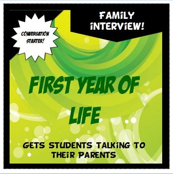 First Year of Life: Interview of parent about students' bi