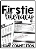 FirstieLiteracy Curriculum Home Connection