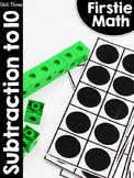 FirstieMath Unit Three: Subtraction to 10
