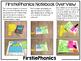 FirstiePhonics Interactive Notebook