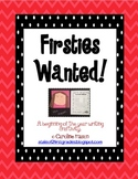 Firsties Wanted: A Back to School Bulletin Board Craftivit