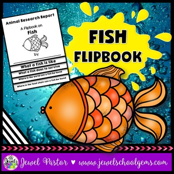 Fish Research Flipbook