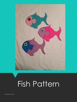 Fish Art Pattern
