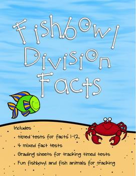 Fish Bowl Division Fact Tests