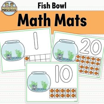 Fish Bowl Math Mats