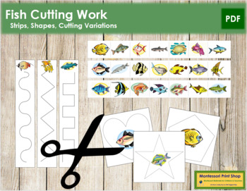 Fish Cutting Strips