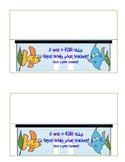 Fish Gift Tags