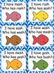 I Have Who Has 'sh' Fish