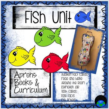 Fish Unit (Literacy and Math Activities)