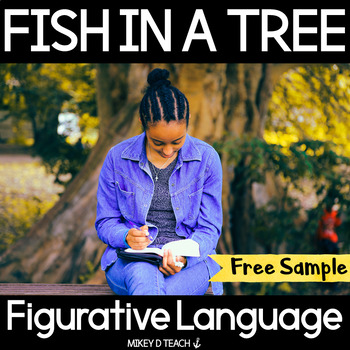 Fish in a Tree {FREEBIE!}