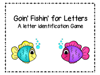 Fishin' for Letters