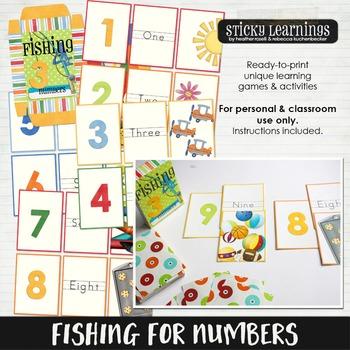 Fishing 4 Numbers
