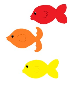 Fishing Color Match Game