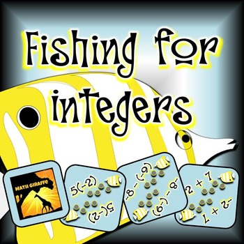 Fishing For Integers Game (Integer Operations)