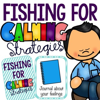 Calming Strategies/Coping Skills Card Game - Elementary Sc